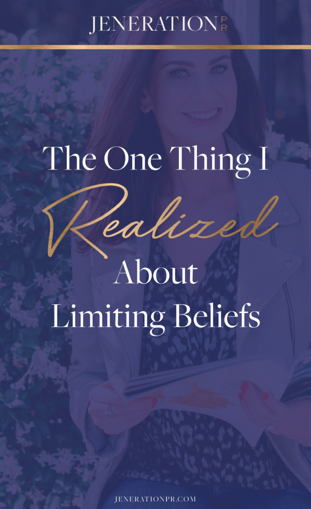 limiting beliefs